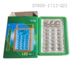 618 6 Light Emergency Light Powered By 3 1# Battery With SMD*18