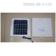 Solar Energy Panel with colored box 5W/12V 280*230*17MM