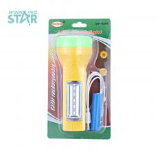 MH-8886 Solar Energy LED Torch Flashlight 16.6*6cm