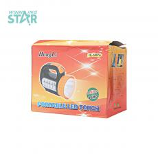 HL-5807A Portable Light with colored box 12*6.8cm