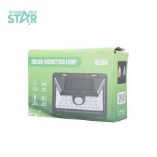 SH-1828A Solar Induction Lamp with colored box 158*105*52mm
