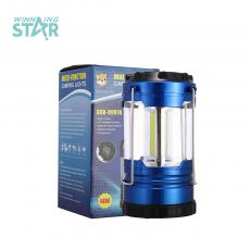 GSH-0997A  Solar Lantern  Color Box  20*10.7*10.7cm