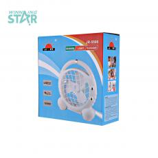 JR-5500 Fan with colored box round plug