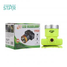 JD-1950  3W Diving Headlight  Color Box  7.7*7.3*5.8cm