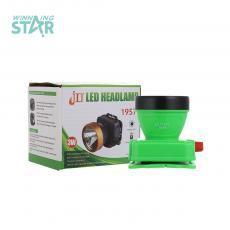 JD-1957  3W Diving Headlight  Color Box  1800 mAh  7.7*7.3*7.1cm