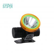 HQ-F805  1W Headlamp  Color Box  1200 mAh  6.5*7cm