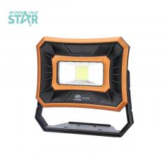 HS-6888C Square Solar Energy Camping Lantern with usb interface