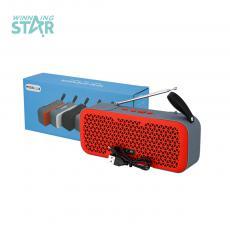L8 Bluetooth Speaker with colored box USB/TF/FM/AUX 205*85*50mm