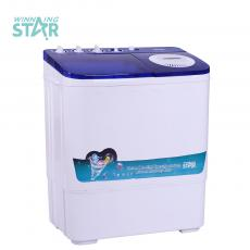 WST-XPB90-2078S  KG 6 KG Top Loading Semi automatic Twin tub Washing Machine for Home Appliance
