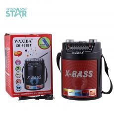 XB-763BT  New Style Rechargeable DC  5V 10W 3