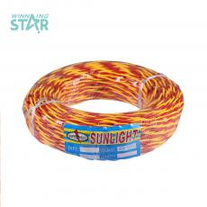 Copper-clad aluminum Wire outside diameter:2.6MM inside diameter:2*32*0.12MM 450/750V