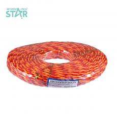 150M Transparent Red-Yellow Copper Clad Aluminum Wire