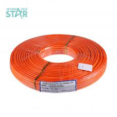 100M Transparent Red-Yellow Copper Clad Aluminum Wire