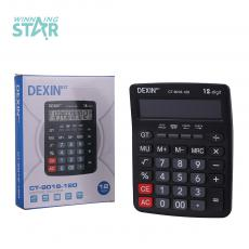 CT-9018-120 New Arrival 12 Large Display Calculator 1 Pc AA Cell workable no Solar Charging Unit Size 21*15.5*5 Hotsale Wholesale in Africa