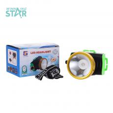 SG-588 New Arrival 1W Head Light with 3*AA Battery, Light Adjustble Rotating Switch, Diameter: 6.2CM Hotsale Wholesale in Africa