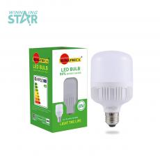 SA-635 Sun Africa New Arrival 48W LED Milky White Bulb with 50 2835 SMD LED, 175-265V, Diameter of Bulb 12 CM Hotsale Wholesale in Africa