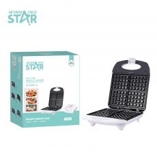 ST-9306-3 Quck Delivery 4 Slice Waffle Maker Sandwitch Maker with Waffle Plate