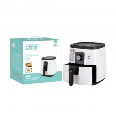 ST-9609 Newest Design Multi Functional Free Oil Low Fat Healthy Air Fryer with Adjustable Thermostat for Home Appliance
