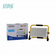 New Arrival AC 100V-240V 105 Lamp Beads LED 5-Generation Charging Lamp with 32650 Battery 20A Bracket