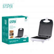 ST-9306-2 Quick Delivery Electric Sandwitch Maker with Grilling Plate