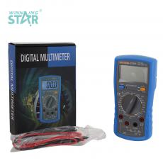 DT9205 New Arrival 9V Handheld Digital Multimeter with  Battery Test Pen Self Recovery Fuse Live Wire Discrimination