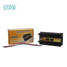 AT1000 New Arrival 1000W DC12V AC220V Correct Sine Wave Power Inverter with LCD Display*2 Overload/Short Circuit/Overvoltage/Overheating/Low Voltage/Positive and Negative Protection
