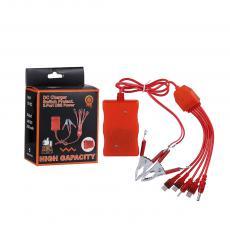 3U  Charger  Color Box  V8/7210/6101/V3/LG