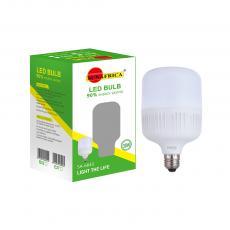 SA-6643 New Arrival SUN AFRICA 30W PP LED E27 Screw Bulb Φ10cm with 24*2835 Lamp Bead Opal Lampshade