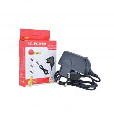 SUN  AFRICA Charger with colored box 3G-POWER 1m line