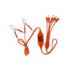 YL-89B-1 1-5 Charger with colored box usb interface