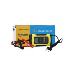 Electric Car Battery Charger  Color Box  15*8*5.7cm