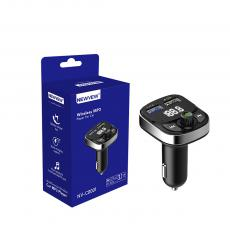 NV-C0001  New Arrival V3.0+EDR Bluetooth MP3Car Charger with USB*2
