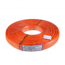 100m PVS Red Yellow Wire Copper-clad Aluminum