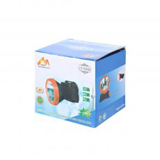 LY-5300 Head Lamp with colored box v8 interface 8cm 3W