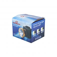1072 Head Lamp with colored box 4.8cm