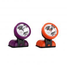 YR-9898  1W Headlamp  Card Packaging  Use 3 5 # batteries  7.2cm