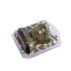 YR-9898  1W Headlamp  Card Packaging  Use 3 5 # batteries  7.4cm