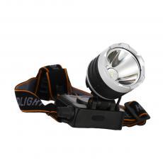 TJ1598-7T  2W Headlamp  Plastic Box  Rotary Dimmer Switch  1200 mAh  5.5*7.7cm