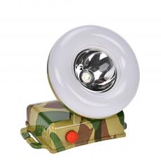 12+1W portable headlamp best for outdoor,hunting,hiking