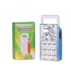 HL-X3 9+1 Lights Emergency Light Powered by 3 AA Battery