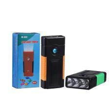 HL-303 3 Light Flashlight Powered 2 AA Battery