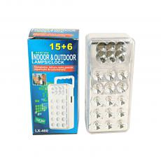 LX-460 LED Emergency Light 17.8*8.7cm
