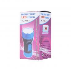 HL-7988-1  Flashlight Torch  Color Box  Use 1 1 # batteries