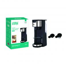ST-9701 New Arrival WINNING STAR 220-240V 1000W PP+201 Stainless Steel K-CUP American Capsule Coffee Machine with Automatic Shutdown/ Constant Temperature/ Appointment Function S370D3-LP Water Pump 80cm Copper Charging Wire VDE Plug