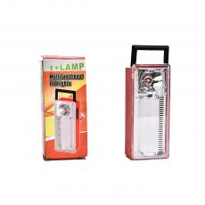 SF-319,6+1SMD Portable LED Battery Backup Best Quality Emergency lamp in China
