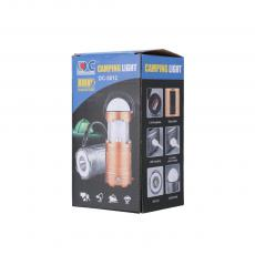 DC-5812 Camping Lantern with colored box 17.5*8cm