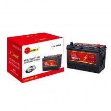 SA-R80 New Arrival SUN AFRICA 12V80Ah 18.2kg Maintenance-Free Car Battery 305*172*202*222mm with 7+7-L60
