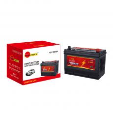 SA-R90 New Arrival SUN AFRICA 12V90Ah 19.2kg Maintenance-Free Car Battery 305*172*202*222mm with 8+8-L60
