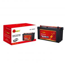 SA-R100 New Arrival SUN AFRICA 12V100Ah 23.3kg Maintenance-Free Car Battery 406*169*205*225mm with 7+7-M63