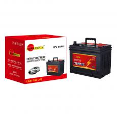 SA-R60 New Arrival SUN AFRICA 12V60AH 15kg Maintenance-Free Car Battery 259*172*202*222mm with 5+6-L60